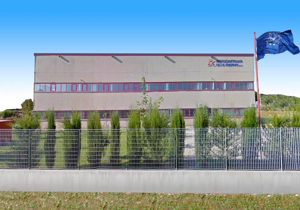 carpenteria metallica leggera specializzata in semilavorati metallici, trasformazione tubo metallico, taglio laser, saldatura tig, tornitura